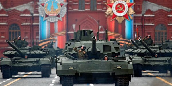 These are the most powerful militaries in Asia
