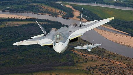 Russia's 5th-generation fighter jet Su-57 offers huge export potential - trade minister