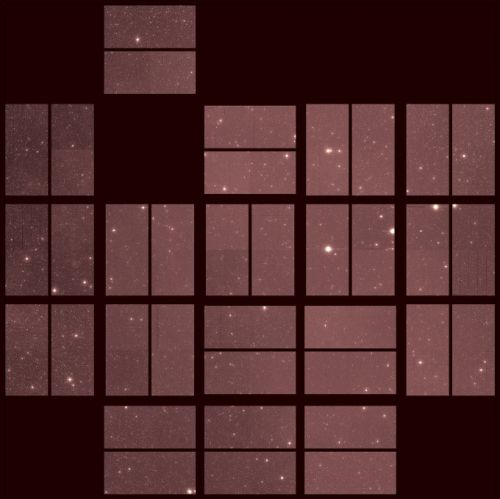 "NASA releases the ""last light"" image taken by Kepler before it retired last year"