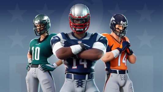 'Fortnite: Battle Royale' will add jersey outfits for all 32 NFL teams this week