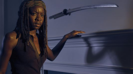 Michonne's Danai Gurira Promises Different Season On The Walking Dead To Last Year's Violence