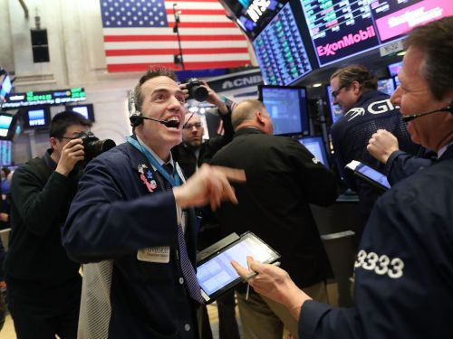 The stars are aligning for more explosive stock gains - and one expert has identified the perfect trade to take advantage