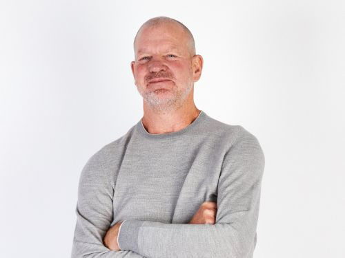 Lululemon founder Chip Wilson is a genius at spotting trends - and he has a wild new prediction about what we'll all be wearing in the future