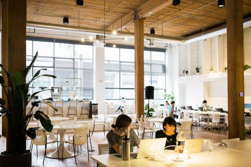 With $15M, The Riveter plans to open 100 new female-focused co-working spaces