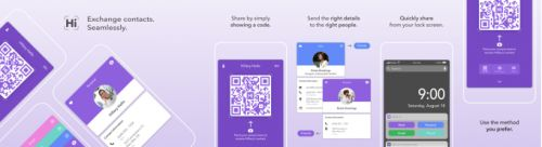 CardMunch founder returns with HiHello, a new app aiming to replace business cards