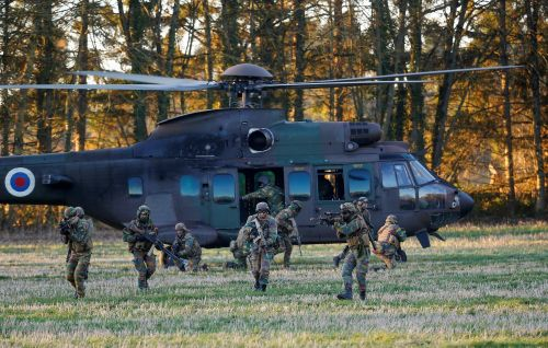 Almost the entire EU has signed up to a major joint military plan
