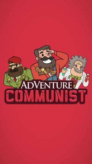 Kongregate and Hyper Hippo launch idle clicker AdVenture Communist
