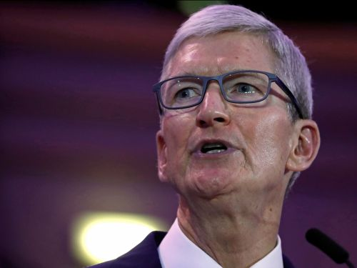 Apple wants to move a huge chunk of iPhone production away from China and cut its exposure to the trade war