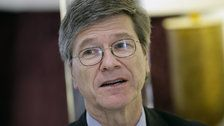 Renowned Economist Jeffrey Sachs Rips Trump As A Gibbering, 'Delusional' Threat