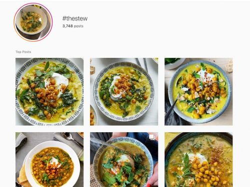 You've probably seen this chickpea stew all over Instagram. Here's how the easy New York Times recipe became a mega-viral sensation