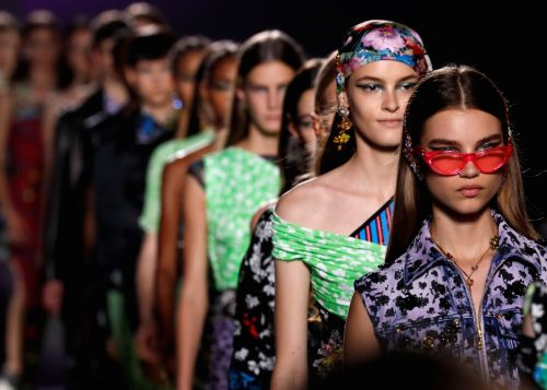 Michael Kors is reportedly zeroing in on a $2 billion bid for Versace
