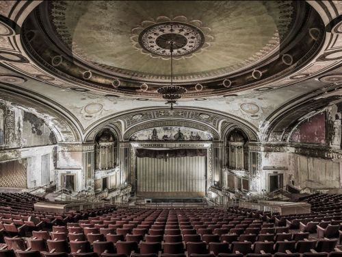 A photographer traveled the world to explore over 100 abandoned locations in 6 months - and the photos are incredible