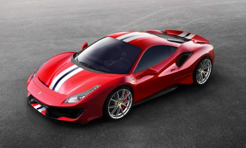Ferrari just unveiled a 711-horsepower supercar that's crammed with racing DNA