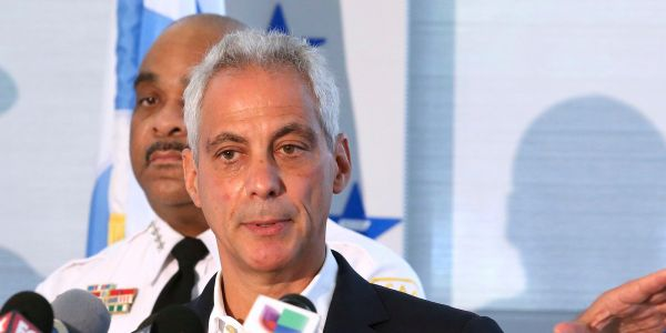 Chicago Mayor Rahm Emanuel says he won't run for reelection in stunning move