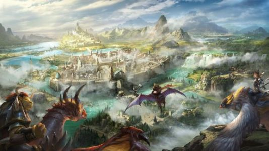 101XP and Tencent announce Era of Legends, an online role-playing mobile game