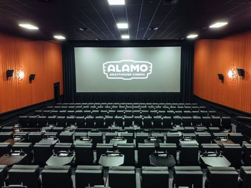 The movie-theater chain Alamo Drafthouse Cinema has filed for bankruptcy