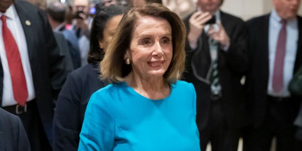 Nancy Pelosi says she's 'comfortable' with setting term limits for House speaker and reassures party dissidents