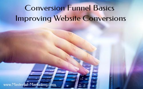Conversion Funnel Basics - Improving Website Conversions