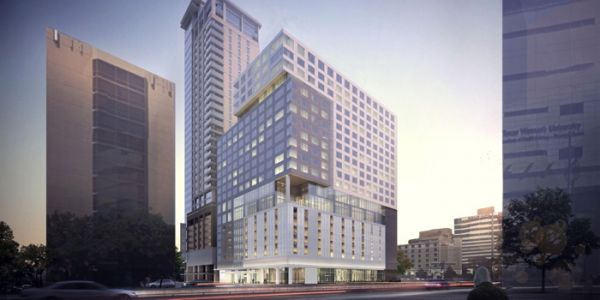 InterContinental Houston - Medical Center Hotel Opens