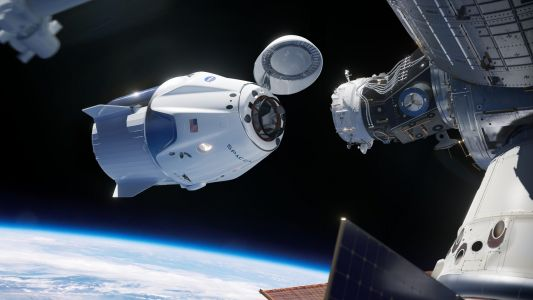 Astronauts successfully depart the ISS aboard SpaceX Dragon, starting their trip home
