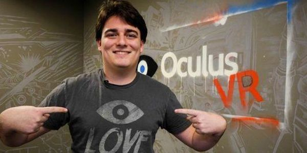 Ousted Oculus founder Palmer Luckey's defense startup rounded up high-profile investors to build a high-tech border wall