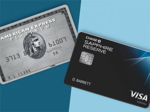 I pay $1,000 in annual fees for the Chase Sapphire Reserve and the Amex Platinum - and as far as I'm concerned, the math checks out