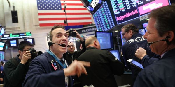 The Nasdaq hits an all-time high