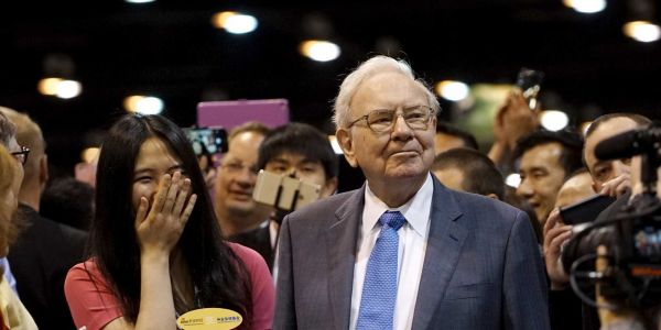 Matthew Dent grew his fund's assets by 27% in just one year. He breaks down which company is the 'next Berkshire Hathaway' - and shares 4 other top stock picks