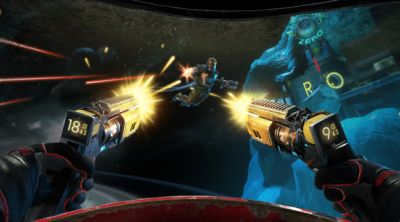 Ubisoft's Space Junkies is another bold jump into sci-fi VR