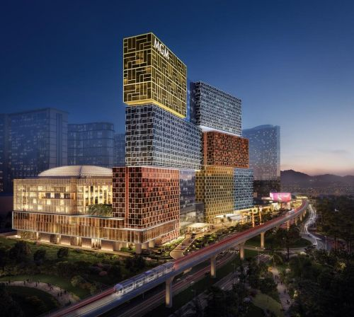 China's 'Las Vegas' is leaving billionaires behind in favor of the rising middle class - see inside the $3.4 billion mega-casino leading the charge