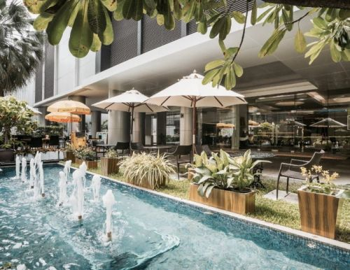 PARKROYAL Suites Bangkok to Open Q1 2019