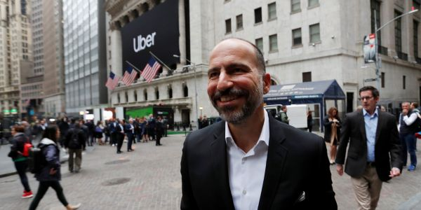 PayPal already lost $37 million on the Uber investment it just made as part of the IPO