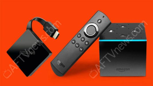 """Hidden Amazon page drops hints about a """"Fire TV Cube"""""""