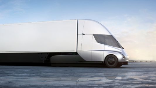 Canadian grocery chain orders 25 Tesla electric Semi trucks