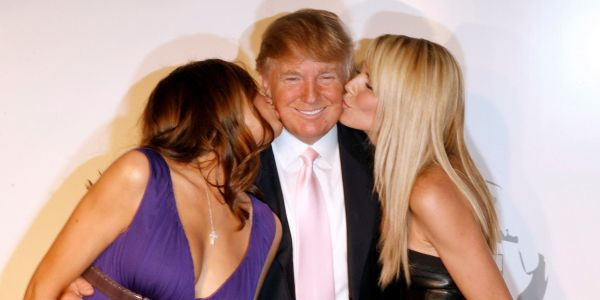 Trump supporters have their own dating websites now - and they're already sparking controversy