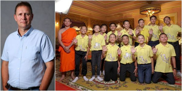The UK and Australian governments negotiated with Thailand to make sure divers would get immunity if someone died during the mission to rescue the Thai boys' soccer team from a flooded cave