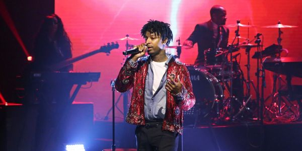 21 Savage said he wasn't offended by the brutal memes mocking him for being British, and he even thought some of them were funny