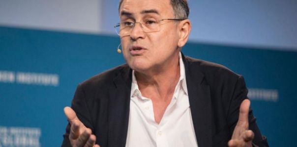 """Dr. Doom"" Nouriel Roubini Once Again Questions Legitimacy Of Bitcoin"