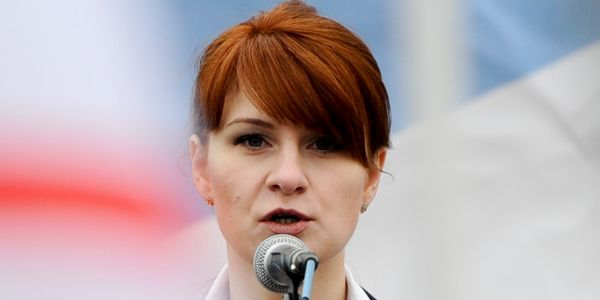 Alleged Russian agent Maria Butina reportedly pleads guilty to one charge of conspiring to act as a foreign agent