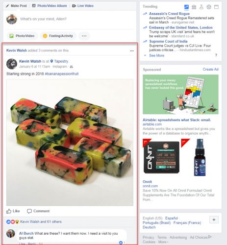 Facebook Makes Major Changes to the News Feed: Here's How It Will Impact Your Business