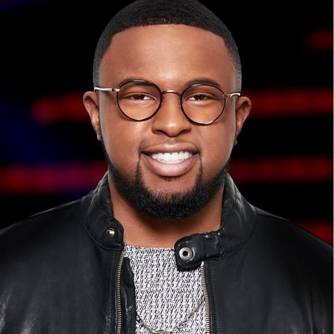 The Voice: Gary Edwards Gives Patriotic Performance Of 'America The Beautiful' For Live Playoffs