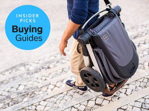 The best travel strollers you can buy