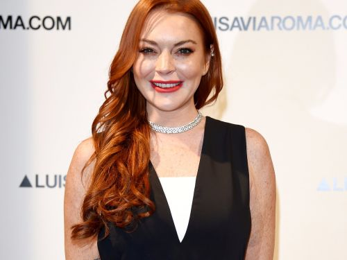 Lindsay Lohan apologized for saying that women who speak up about their MeToo experiences 'look weak'
