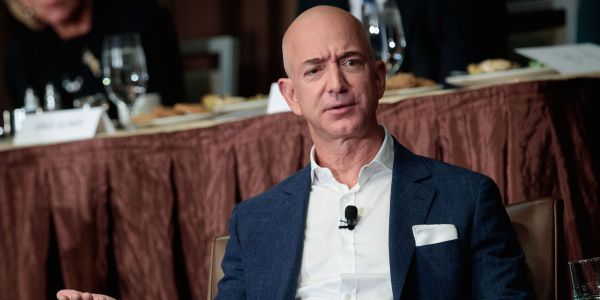 Shareholders are trying to pressure Jeff Bezos into cutting off Amazon's deals to sell facial recognition to police departments