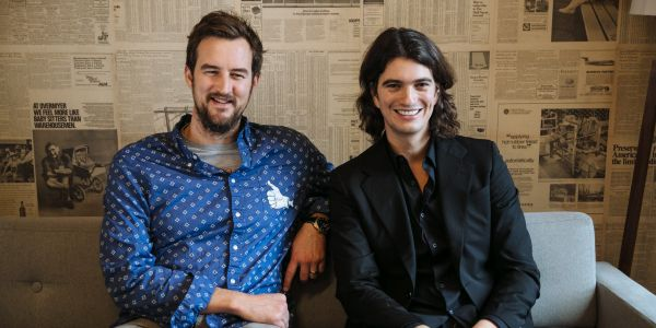 WeWork's cofounder on the company's $20 billion valuation: 'Who gives a s--?'