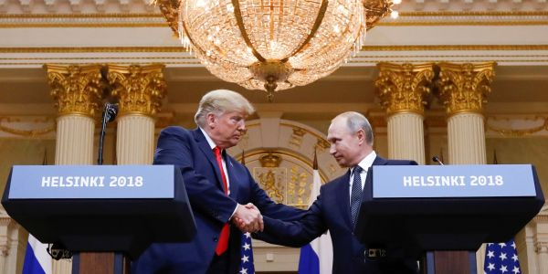Trump and Putin could be reigniting talks to create a cybersecurity task force, an idea experts shot down last year