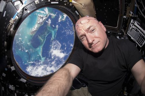 Astronaut Scott Kelly: 'I think that China will overtake the US in the space business - if we allow them to'