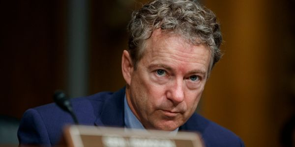 Sen. Rand Paul cited the national debt in blocking expedited passage of a bill to renew the 9/11 Victim Compensation Fund