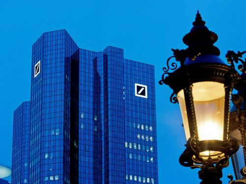 Deutsche Bank has hired a new credit-trading exec, filling a void after it dismissed a rising star earlier this year