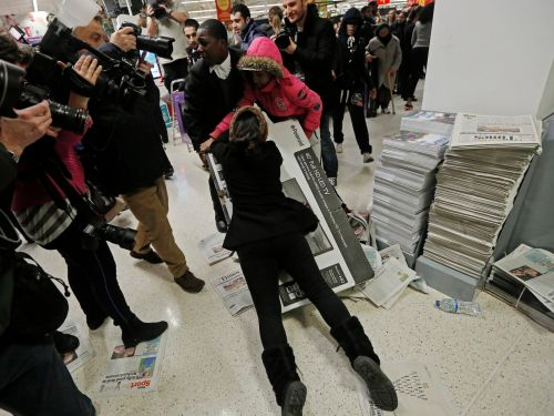 Black Friday workers share 14 of the most outrageous things they've seen on the job